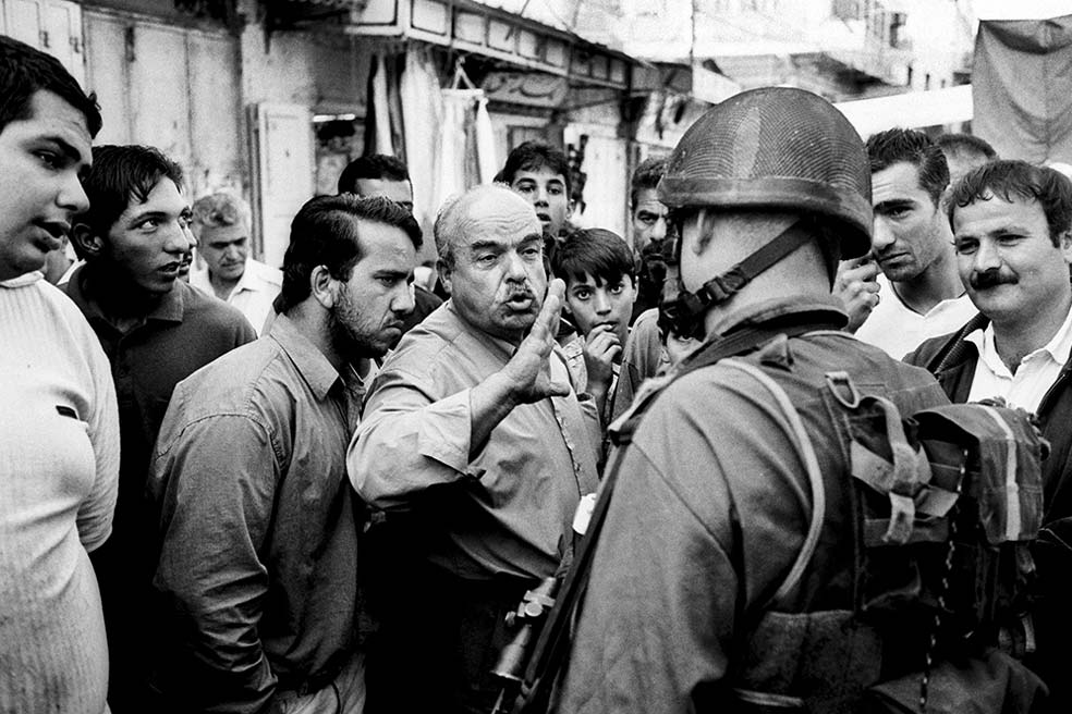 Antonio Olmos – Palestine