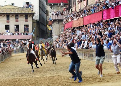 Christian Sinibaldi – The Palio