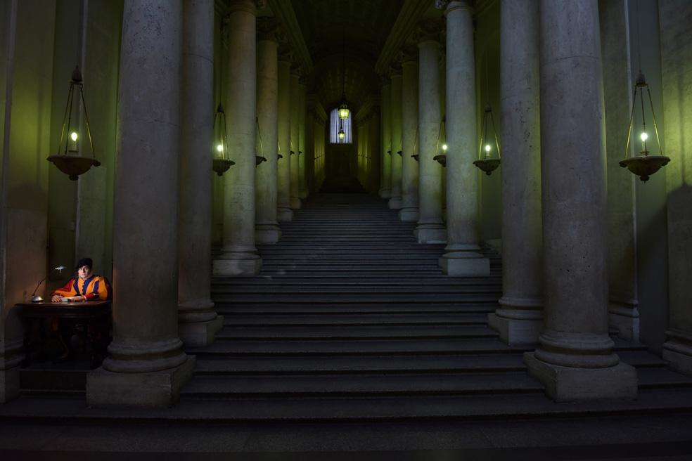 Christian Sinibaldi – Vatican City